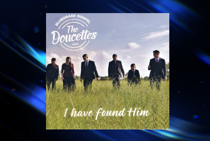 CD cover for I Have Found Him by The Doucettes