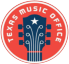 Texas Music Office logo.